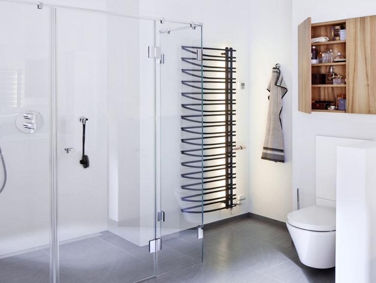 Duschen aus Glas   Saint-Gobain Building Glass