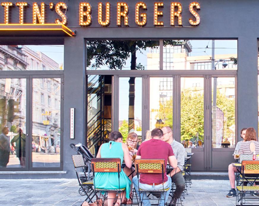 Manhattn's Burger