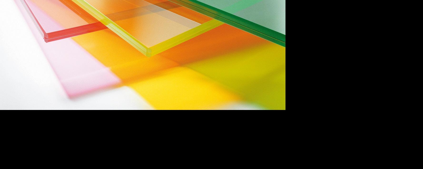Gekleurd veiligheidsglas STADIP COLOR
