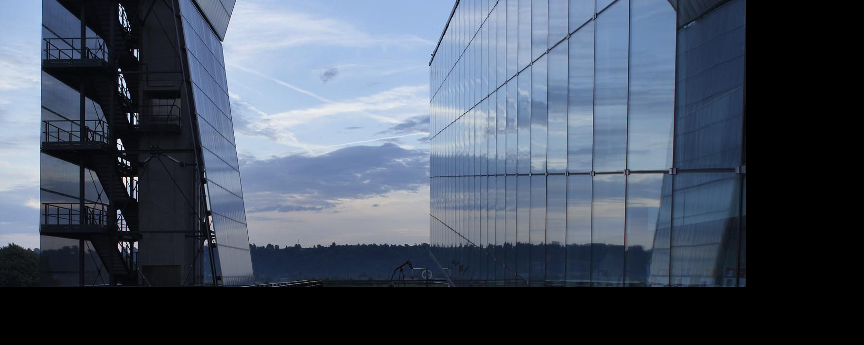 METAG | De geklemde beglazing van Saint-Gobain Building Glass