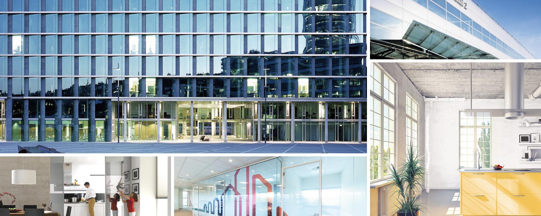 Overzicht Producten Saint-Gobain Building Glass