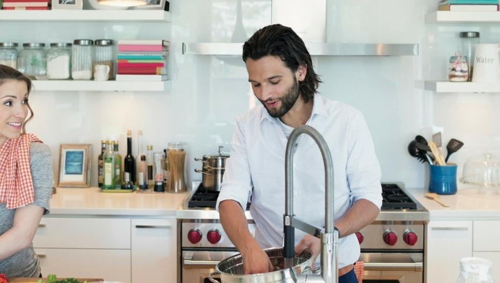 Een make-over voor je keuken nodig? Kies voor het interieurglas van Saint-Gobain Building Glass