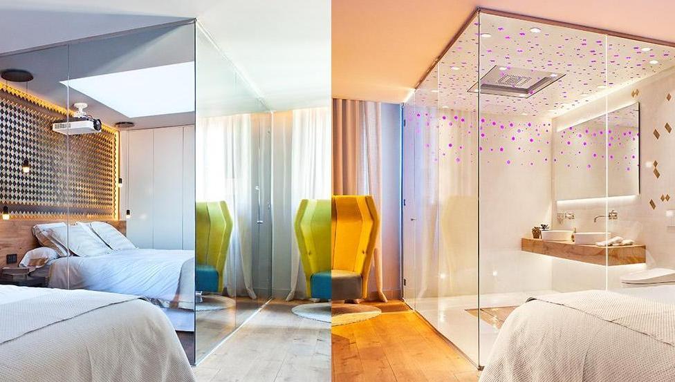 Creëer extra ruimte in je slaapkamer met de SGG MIRASTAR spiegel!