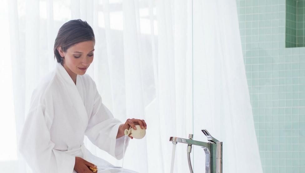 Design & onderhoudsvriendelijke wanden voor douche & bad