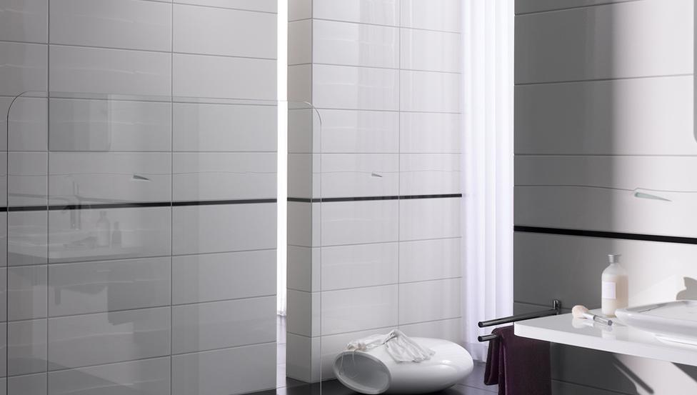 Je badkamer was nog nooit zo snel schoon gemaakt met TIMELESS douchewand