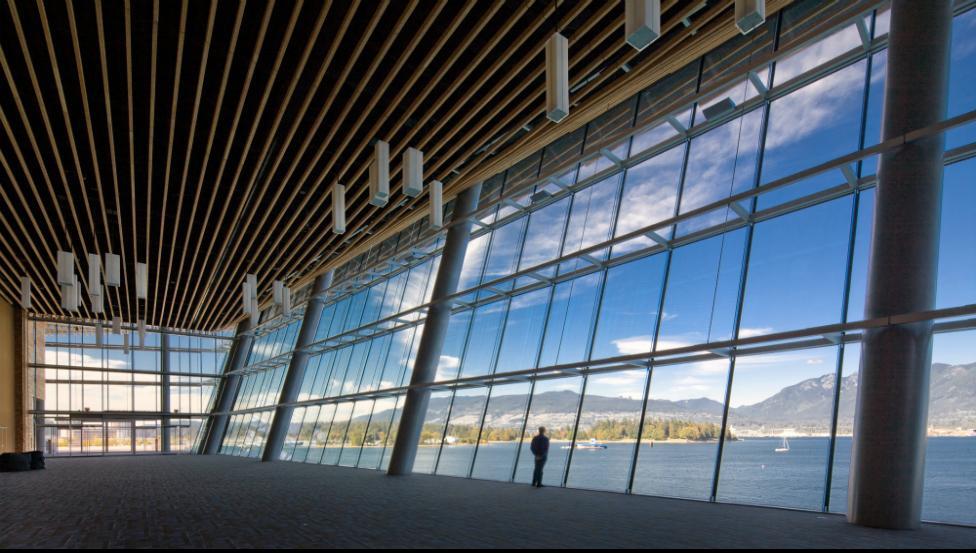 Vancouver Convention Centre | Vancouver, Kanada