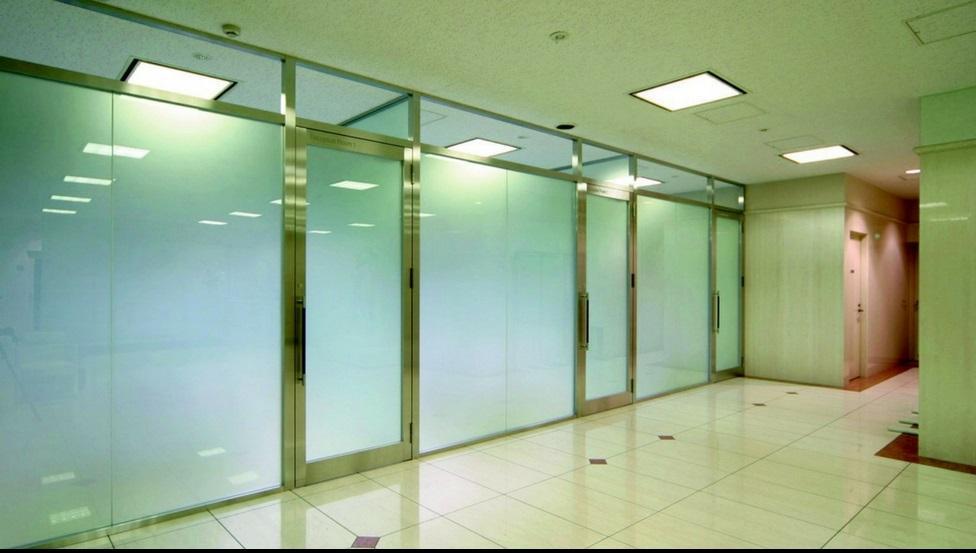 De PRIVA-LITE is ideaal om je vergaderruimte af te sluiten of net niet