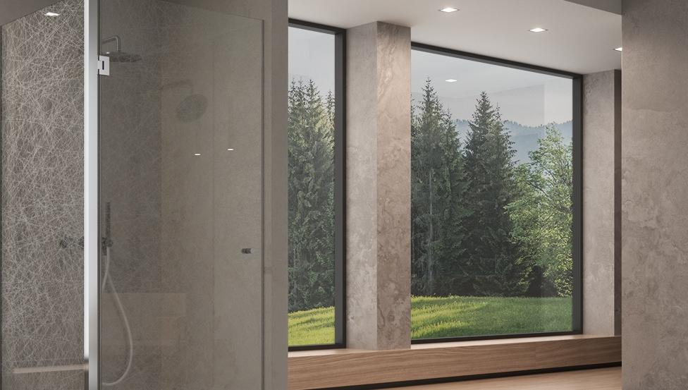 Dubbel glas van Saint-Gobain Building Glass