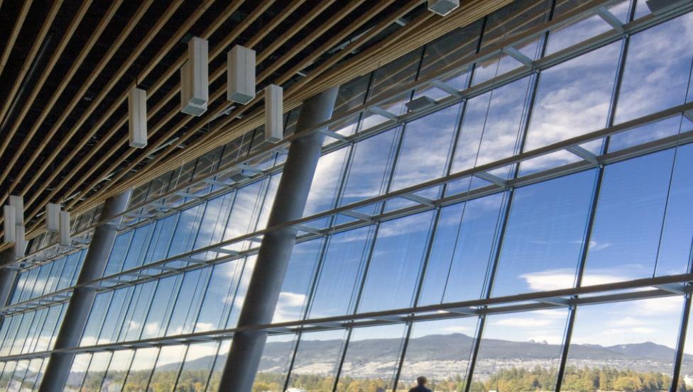 Vancouver Convention Center mit SGG SECURIT-H DIAMANT | Saint-Gobain Building Glass