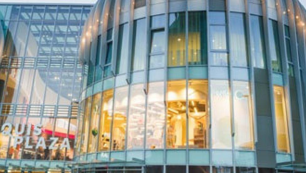 SGG COOL-LITE SKN 165 voor glazen gevel | Saint-Gobain Building Glass