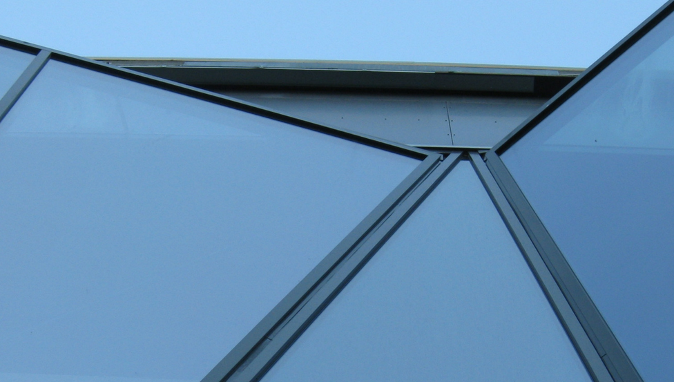 Glazen gevel met COOL-LITE  SKN 154 | Saint-Gobain Building Glass