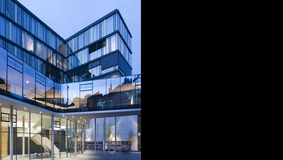 SGG COOL-LITE ST 150  voor glazen gevel | Saint-Gobain Building Glass