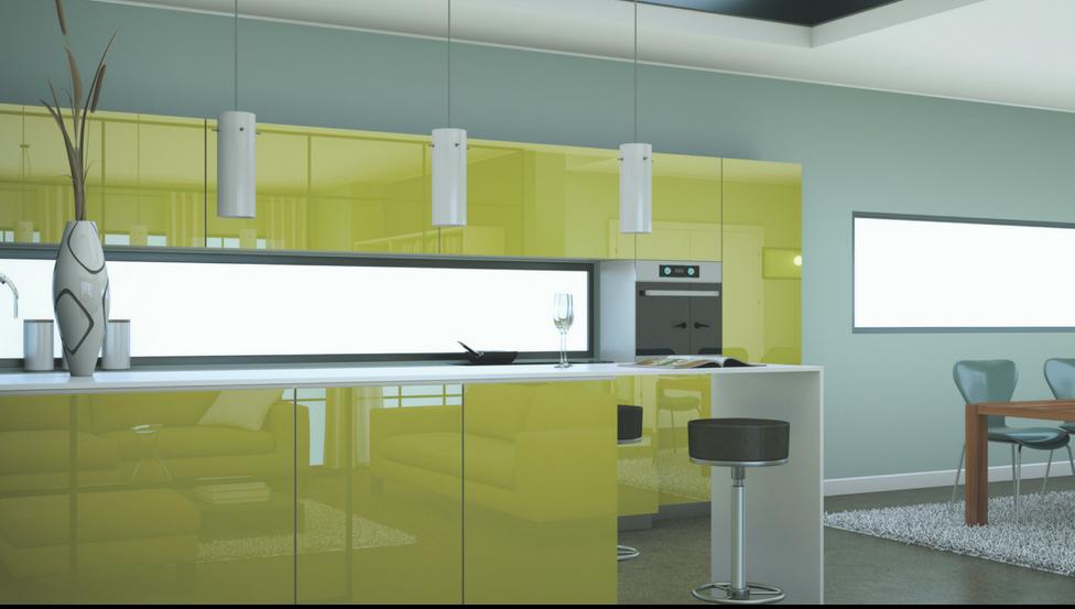 Wees creatief en transformeer je keuken met PLANILAQUE COLOR-IT