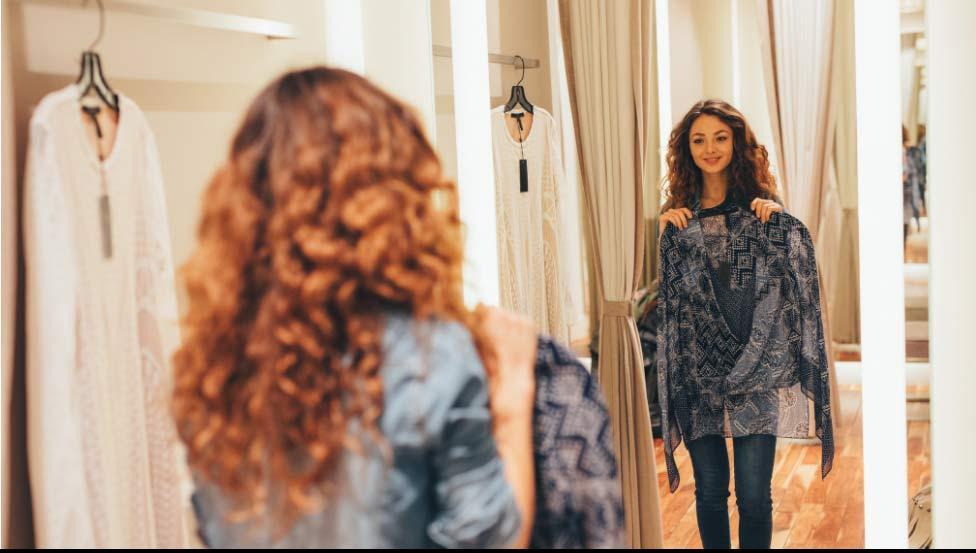 Innovatieve spiegel SGG MIRALITE NATURA voor het mooiste spiegelbeeld