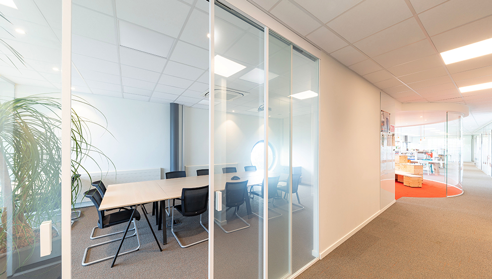 PRIVA-Lite | Saint-Gobain Building Glass Benelux Hoofdkantoor