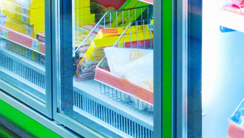 Beglazing van Saint-Gobain Building Glass met minimale reflectie : VISION-LITE