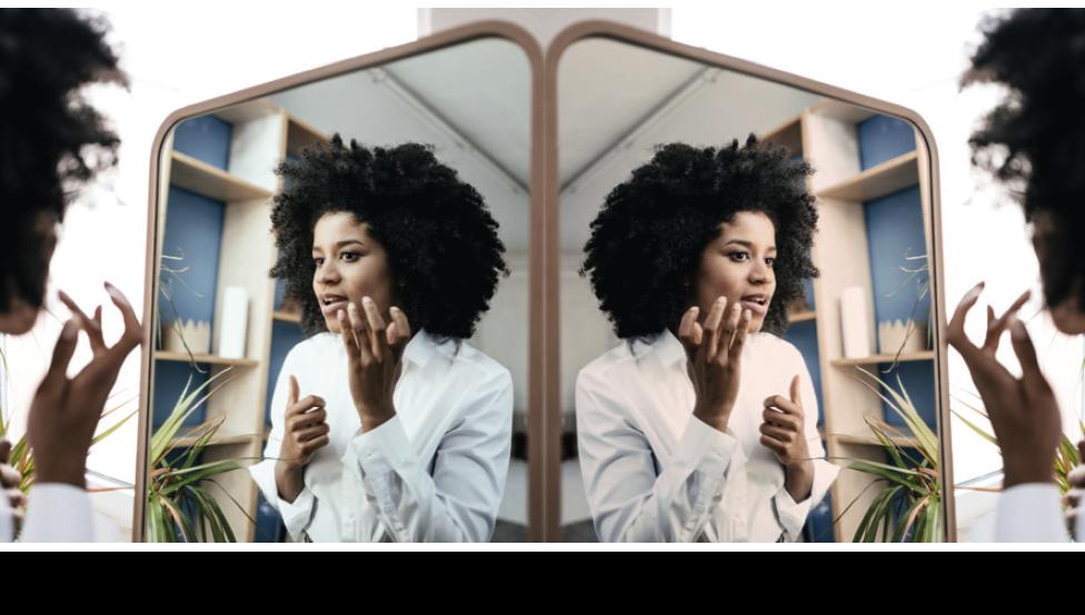 Geniet van een sublieme weerspiegeling voor je badkamer, winkelruimte of kapsalon