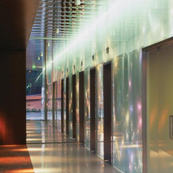 OPALIT EVOLUTION | Geëmailleerd en gehard glas van Saint-Gobain Building Glass
