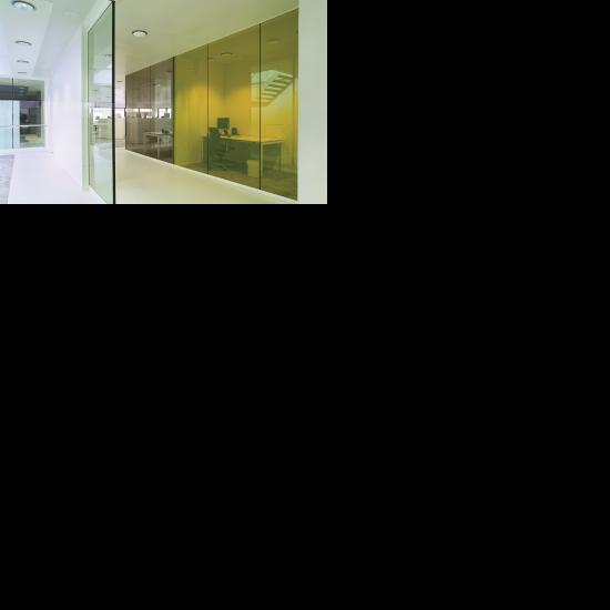 Brandwerend & vuurbestendig veiligheidsglas van Saint-Gobain Building Glass