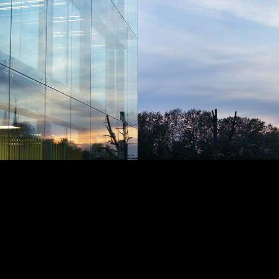 SPIDERGLASS POINT systeem van Saint-Gobain Building Glass